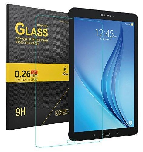 KuGi-Samsung-Galaxy-Tab-E-96-screen-protector--Ultra-thin-9H-Hardness-High-Quality-HD-clear-Premium-Tempered-Glass-Screen-Protector-for-Samsung-Galaxy-Tab-E-96-tablet-1-pcs