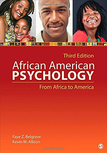 Search : African American Psychology: From Africa to America
