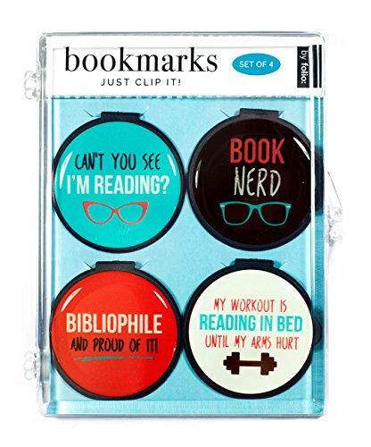 """Funny Quote Bookmarks"" by FOLIO"