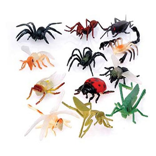 U.S. Toy 2378 Mini Insects ()