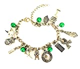 Doctor Who Charm Bracelet - Costume Jewelry Gifts Merchandise For Girls