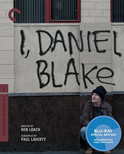 Blu-ray : I, Daniel Blake (Criterion Collection) (Special Edition, Widescreen, , AC-3, Digital Theater System)