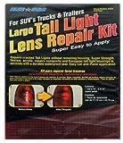 Large Tail Light Red Lens Repair Kit
