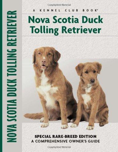 Nova Scotia Duck Tolling Retriever: Special Rare-Breed Edition : A Comprehensive  Owner's Guide PDF