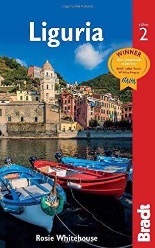 Liguria (Bradt Travel Guides Liguria)