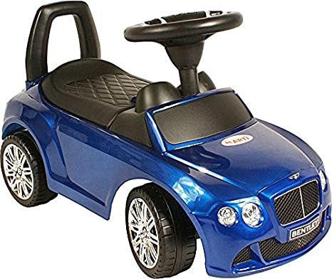 Moto y de coche para niños Bentley 326P AZUL: Amazon.es: Bebé