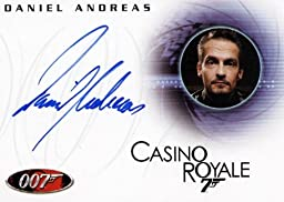James Bond in Motion - Daniel Andreas \