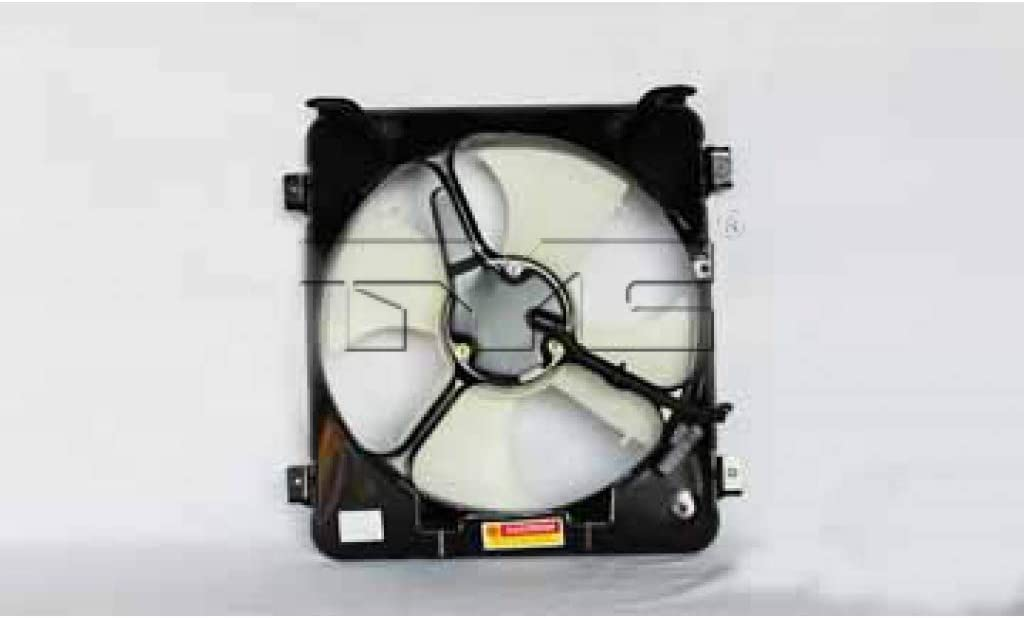 For Honda Civic Condenser A/C Cooling Fan Assembly 1999-2000 For HO3113111 | 80161-S04-000