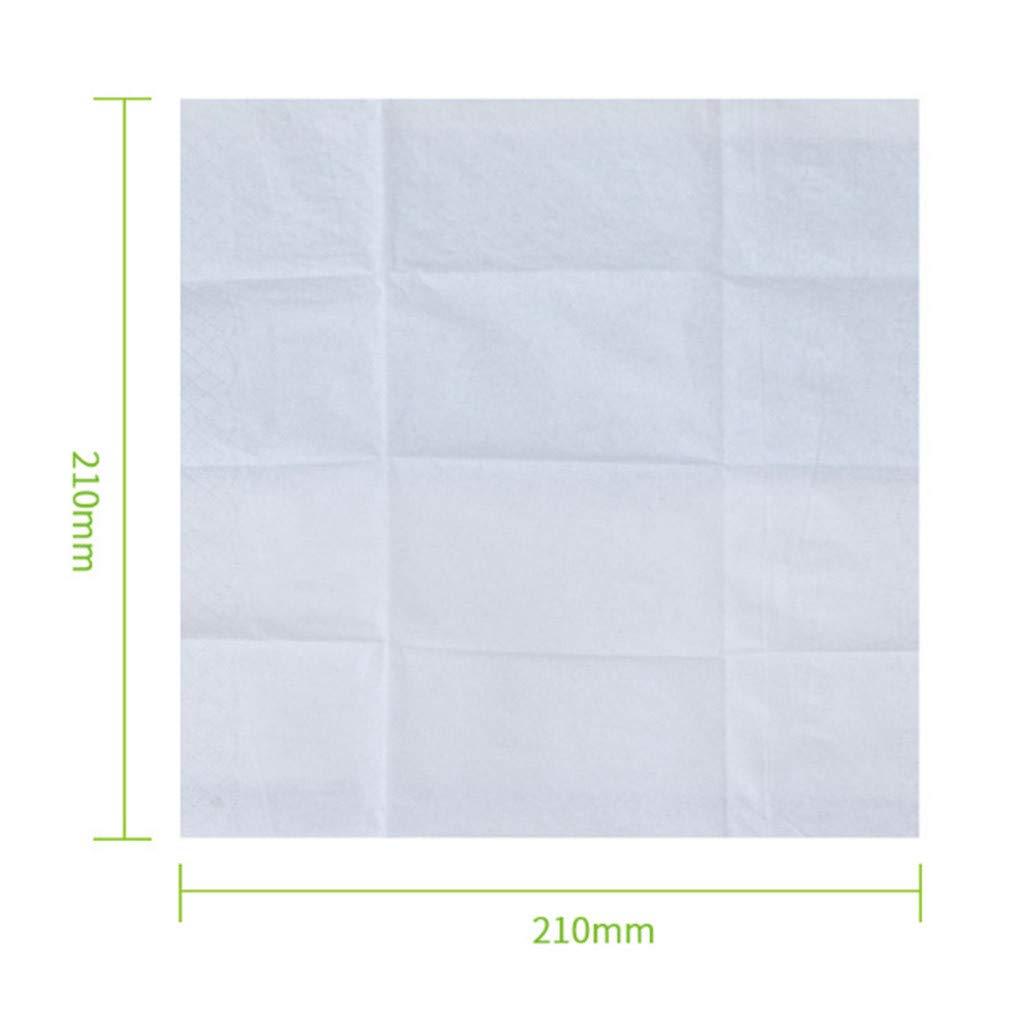 1 x 10 Pack DESIBA Handkerchief Paper Soft And Comfortable Tissue Portable 1 Piece