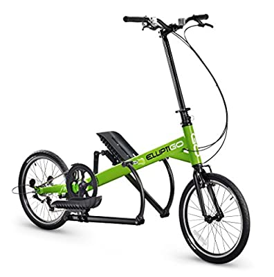 ElliptiGO Arc 3 - The World's First Outdoor Elliptical Bike