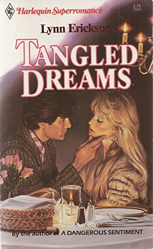 book cover of Tangled Dreams