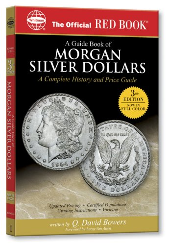 - A Guide Book of Morgan Silver Dollars (Official Red Book) (Official Red Books)