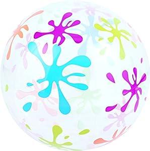 Bestway 31017 Wasserball Splash und Play, 122 cm