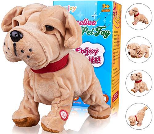 Marsjoy Bulldog Robot Toy