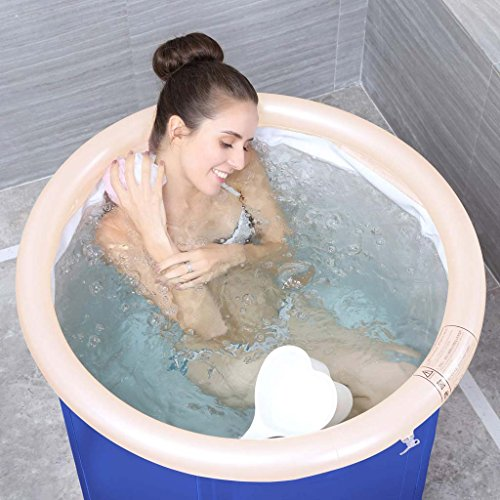 Best Jnd Foldable Inflatable Bathtub Padded Bathtub Adult