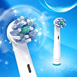 Replacement Brush Heads for Oral B Electric