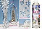 Design Master 840 Snow Blast Spray, White