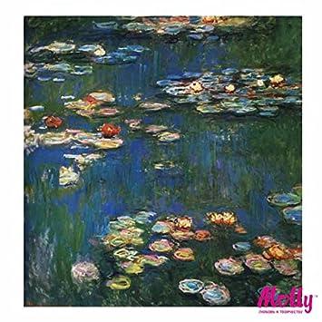 Claude Monet - Seerosen - by Mollys Neue Malerei nach Zahlen 40 X 50 ...