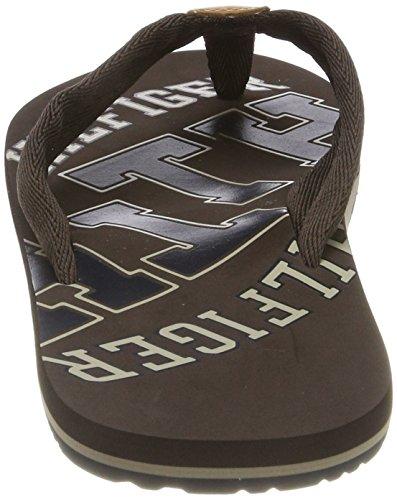 Sandal Coffee Bean Tongs Marron Tommy 212 Homme Beach Th Hilfiger Essential 48wqxTIS