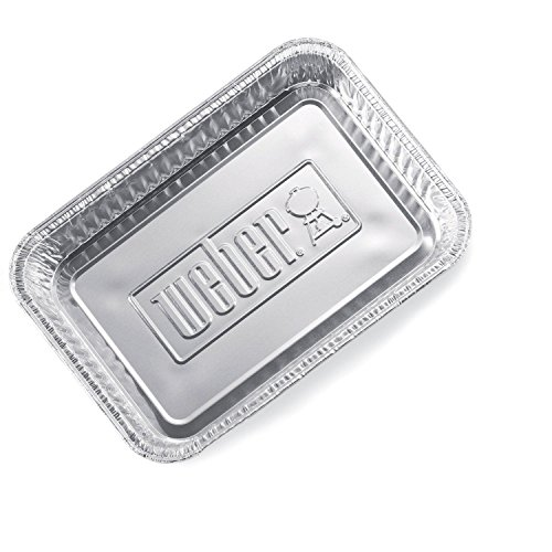 Aluminum Drip Pans 7.5x5 Inches Small Foil Grill Catch Pan Outdoor Cooking Home