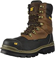 Caterpillar Footwear Men's Thermostatic Ice+ Waterproof TX CT CSA Construction