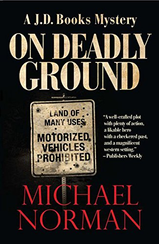 On Deadly Ground: A J. D. Books Mystery (J.D. Books Series) pdf