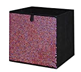 Organize It All 35372W Collapsible Fabric Sequin