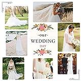 Barogirl Wedding Veil Comb Bridal Cathedral Veil 1