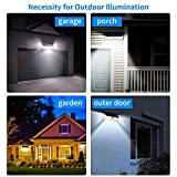 Abakoo Outdoor Solar Lights, RV Motion Sensor