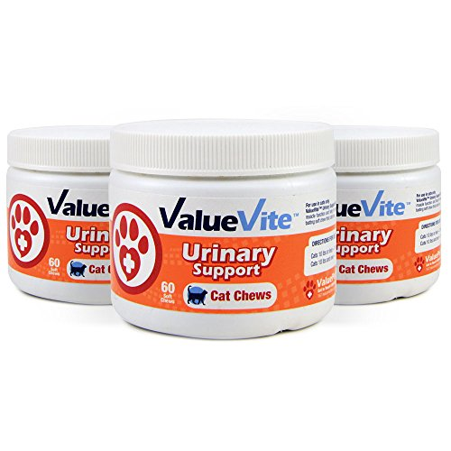 ValueVite Urinary Support Cat Chews, 180 Count by ValueVite
