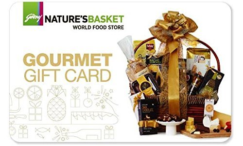 newest collection 82095 3cc78 Godrej Nature's Basket Gift Card