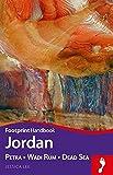 Jordan Handbook: Petra - Wadi Rum - Dead Sea (Footprint - Handbooks)