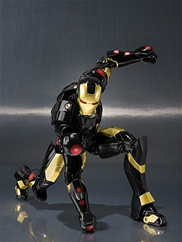 BANDAI Marvel Age Of Heroes limited S.H.Figuarts Iron Man Mark 22 Hot Rod JAPAN