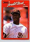1990 Donruss #593 Jerald Clark DP NM Near Mint Padres