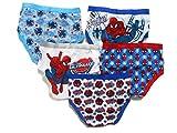 Marvel Little Boys' Spiderman Five-Pack of Briefs