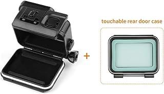 Erduo Boîtier étanche pour Cmaera pour GoPro pour Hero 6/5, étui de Protection Durable pour boîtier de plongée Portable - Noir étui de Protection Durable pour boîtier de plongée Portable - Noir