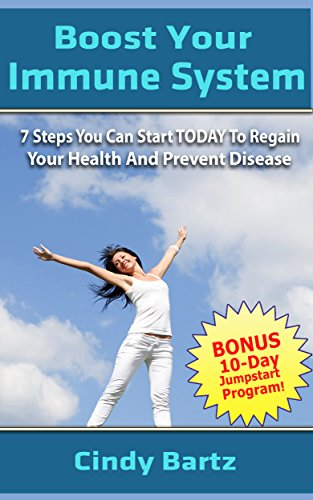 Boost Your Immune System Prevent ebook