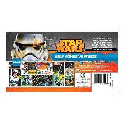 Graham /& Brown 90-062 PropylenFries Star Wars Kollektion Kids @ Home