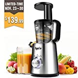 Argus Le Slow Juicer Easy Clean Cold Press Masticating Juicer (Small Image)