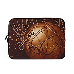 Laptop Sleeve case cover 17 Inch,Notebook/MacBook Pro/MacBook Air Laptop Basketball Laptop Sleeve