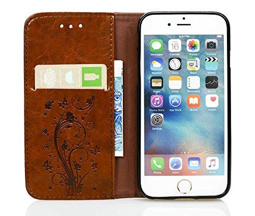 Roreikes Schutzhülle für Apple iphone 6 Plus / 6S Plus (5.5 Zoll), Rüstungs Series Hülle Silikon Stoßfest Case Schutzhülle für Apple iphone 6 Plus / 6S Plus (5.5 Zoll) - Silber