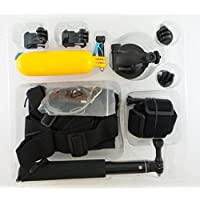 Dynex Advanced Accessory Kit for GoPro Action Camera