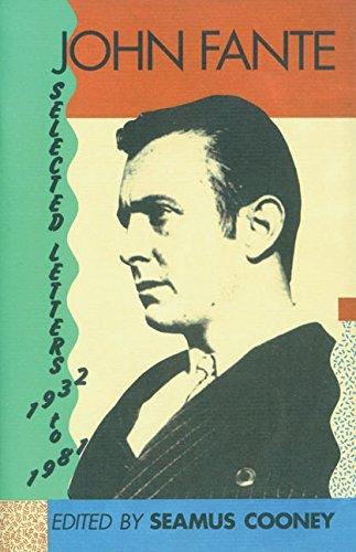 John Fante Selected Letters  1932-1981 ebook