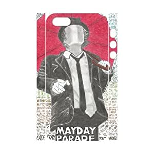 Iphone 5,5S 3D Customized Phone Back Case with Mayday Parade Image