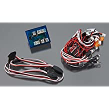 Integy RC Hobby C23455 Type II G.T. Power Complete LED Light Kit w/ Control Box Module