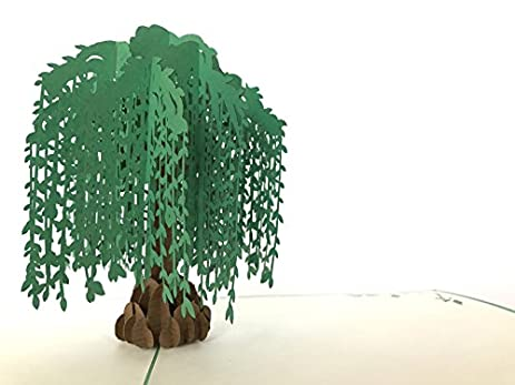 Willow Tree 3d Pop Up Greeting Cards Anniversary Baby Birthday Easter Halloween Childrens Mothers Fathers Day
