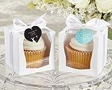 ''Sweetness & Light'' Cupcake Boxes (Set Of 12) , 8