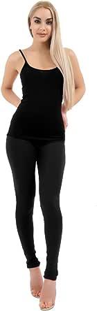 Momo&Ayat Fashion Ladies Soft Comfortable Full Length Cotton Leggings AUS Size 8-26