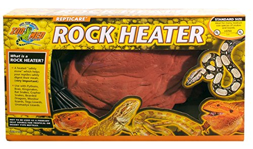 Zoo Med ReptiCare Rock Heater, Giant Size by Zoo Med
