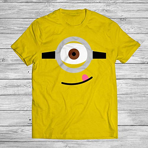 Stuart One Eye Yellow Monster Halloween Costume One